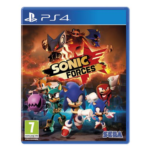 PS4 - Sonic Forces Day One