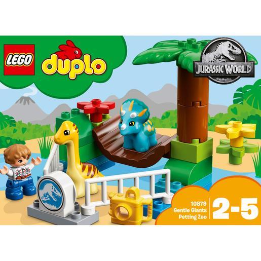 LEGO Duplo - Minizoo Gigantes Mansos - 10879