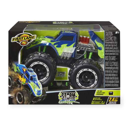 Fast Lane - Vehículo Radio Control Storm Crusher