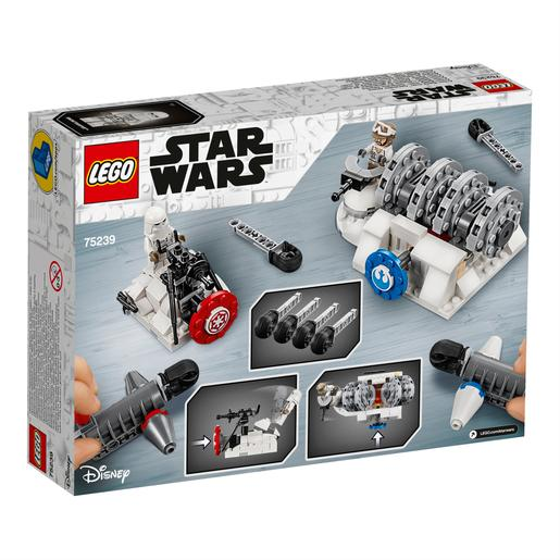 LEGO Star Wars - Action Battle Ataque al Generador de Hoth - 75239