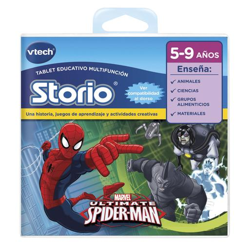 Vtech - Spider-Man - Juego Educativo Storio