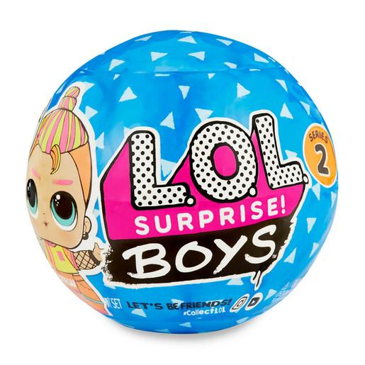 LOL Surprise - Boys Serie 2 (varios modelos)