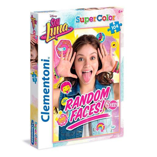 Soy Luna - Puzzle 104 piezas
