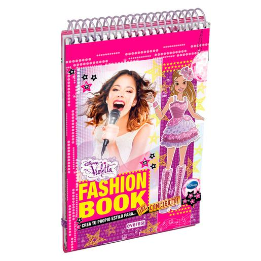 Violetta - Fashion Book del Concierto