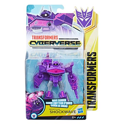 Transformers - Shockwave - Figura Transformers Cyberverse