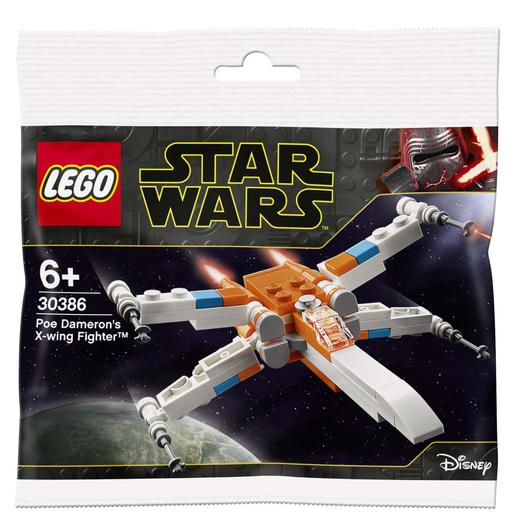 LEGO Star Wars - Poe Dameron's X-wing Fighter - 30386