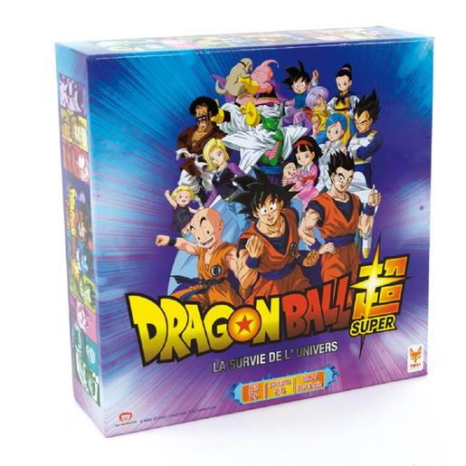 Dragon Ball - Juego Supervivencia Universal