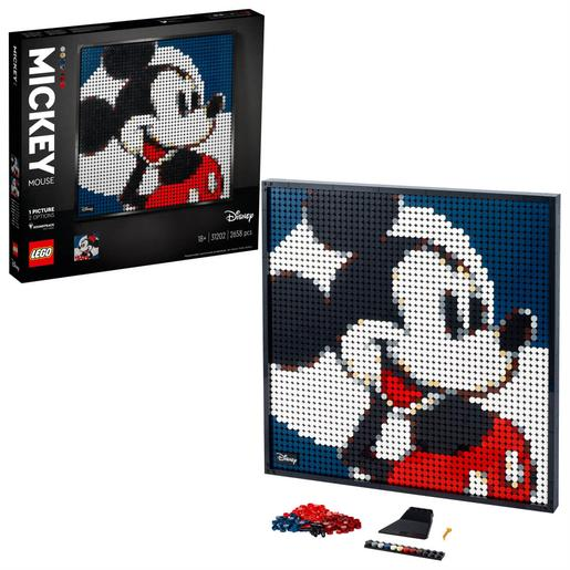 LEGO Art - Disney's Mickey Mouse - 31202