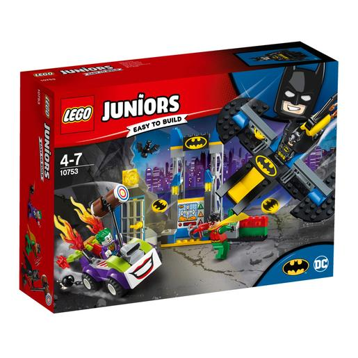 LEGO Junior - Ataque de The Joker a la Batcueva - 10753