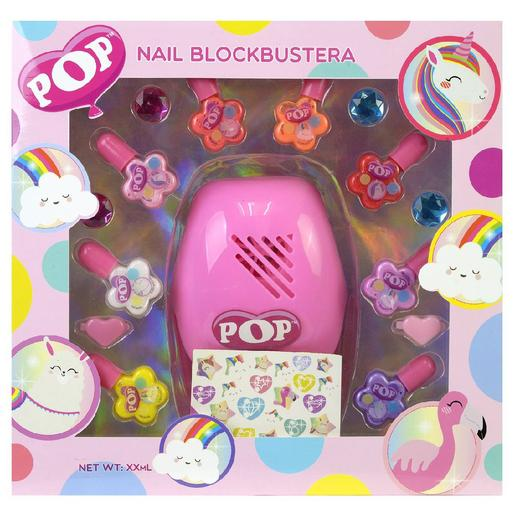 Nail Blockbustera POP Girls