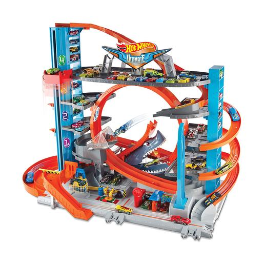 Hot Wheels - Ultimate Garaje