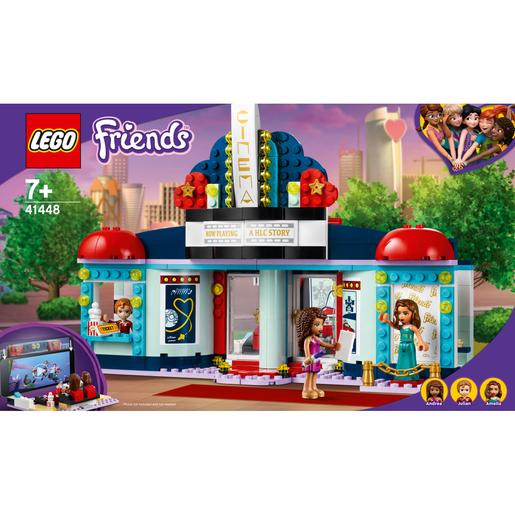 LEGO Friends - Cine de Heartlake City - 41448