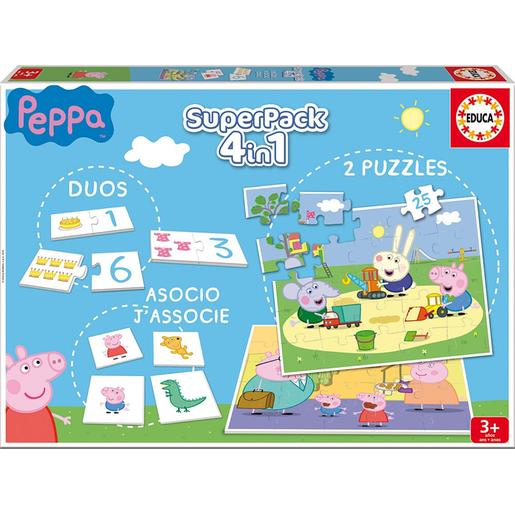 Peppa Pig - Superpack Peppa