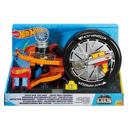 Hot Wheels - Tienda de Neumaticos Supergiros