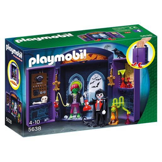 Playmobil - Cofre Casa Encantada - 5638