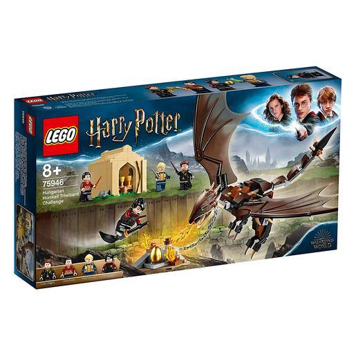 LEGO Harry Potter - Desafío de los Tres Magos: Colacuerno Húngaro - 75946