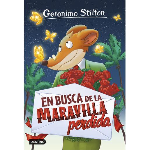 Geronimo Stilton - En Busca de la Maravilla Perdida