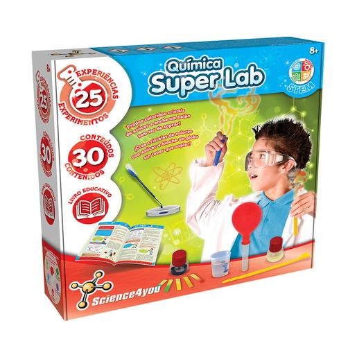 Science4you - Química Super Lab
