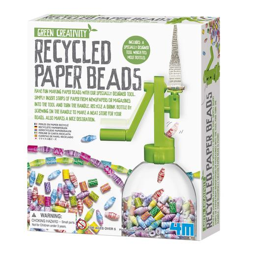 Green Science - Joyas de Papel Reciclado