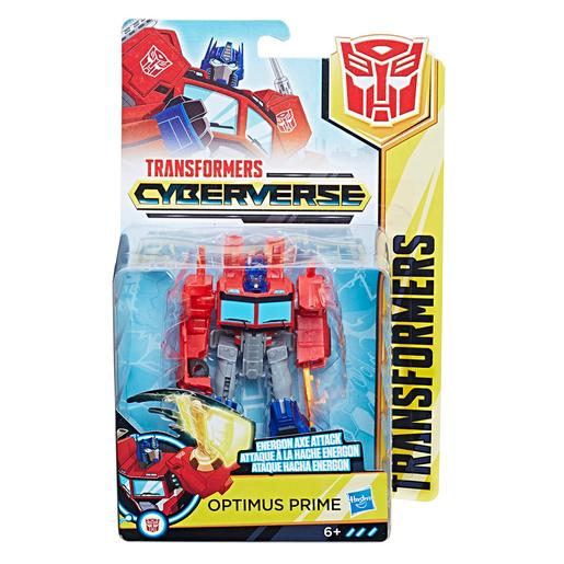 Transformers - Optimus Prime - Figura Transformers Cyberverse
