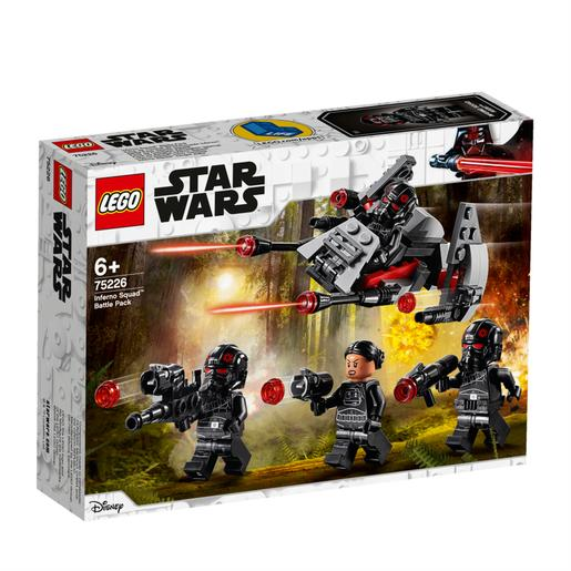 LEGO Star Wars - Pack de Combate Escuadrón Infernal - 75226