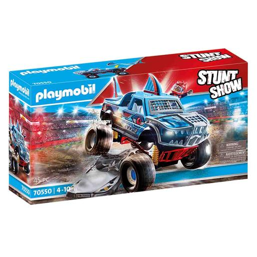 Playmobil - Stuntshow Monster Truck Shark - 70550