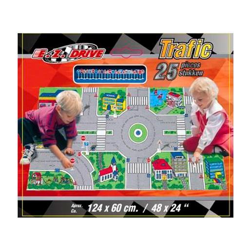 EZ Drive - Tapiz de Tráfico 124 x 60 cm
