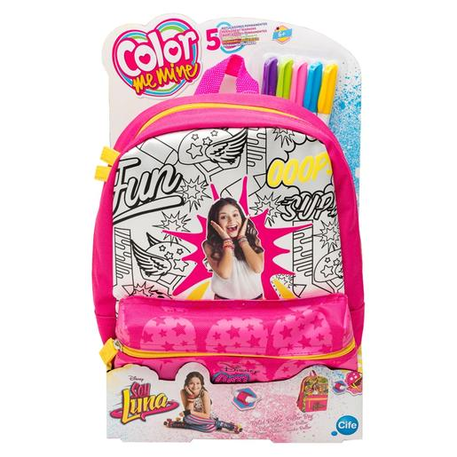 Color Me Mine - Soy Luna - Bolso Patines Sequeen