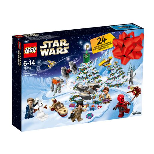 LEGO Star Wars - Calendario de Adviento - 75213