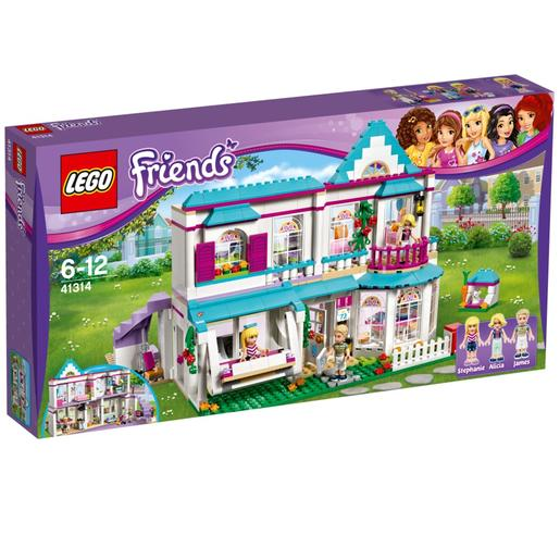 LEGO Friends - Casa de Stephanie - 41314