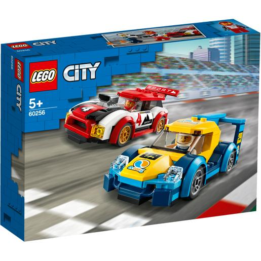 LEGO City - Coches de Carreras - 60256