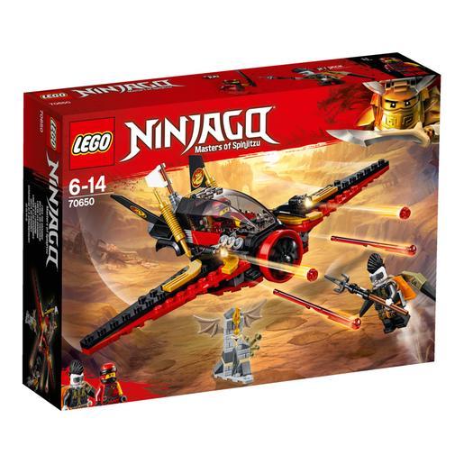 LEGO Ninjago - Caza del Destino - 70650