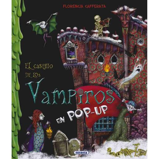 El Castillo de los Vampiros -  Pop Up