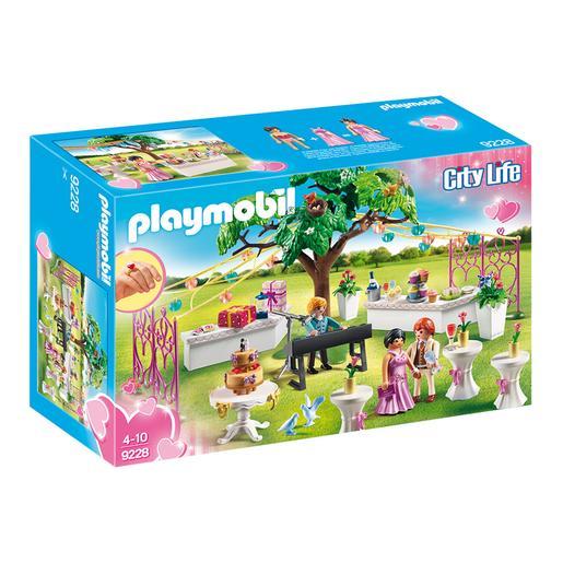 Playmobil - Banquete de Bodas - 9228