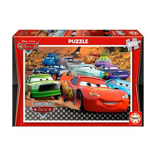Educa Borras - Cars - Puzzle 200 Piezas