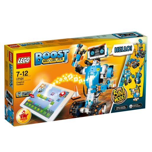 LEGO Boost - Caja de Herramientas Creativa - 17101