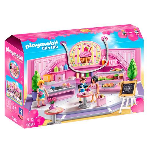 Playmobil - Cafetería Cupcake - 9080