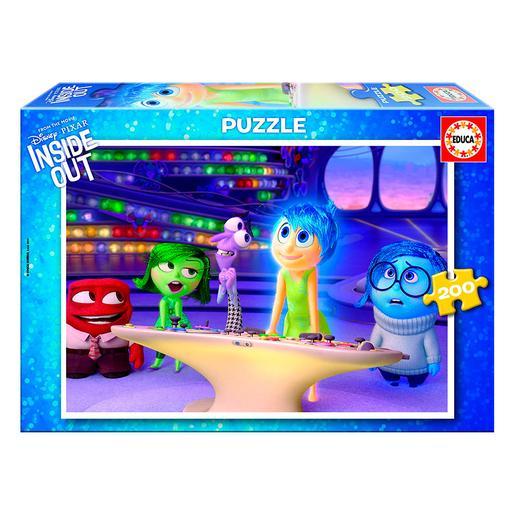 Educa Borras - Del Revés - Puzzle 200 Piezas
