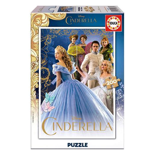 Educa Borras - Cenicienta - Puzzle 200 Piezas