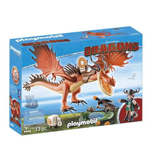 Playmobil - Garfios y Patán Mocoso - 9459