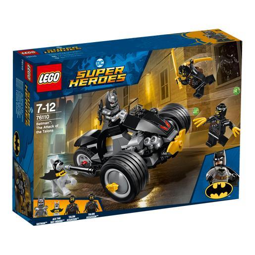 LEGO Superhéroes - El Ataque de los Talons - 76110