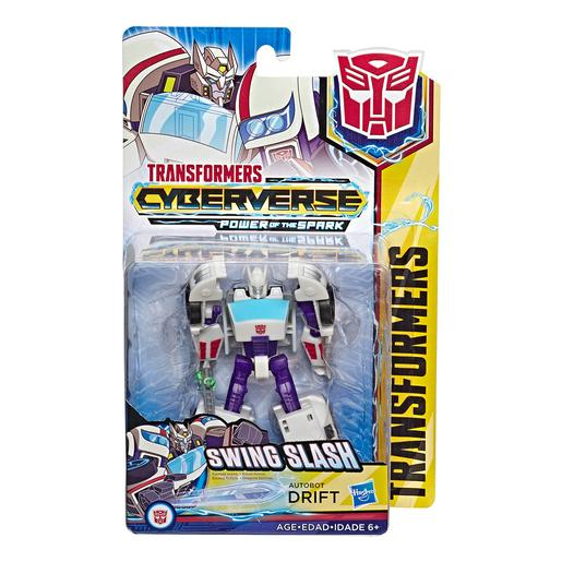 Transformers - Drift - Figura Transformers Cyberverse