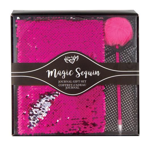 Magic sequin - set de regalo tu primer diario