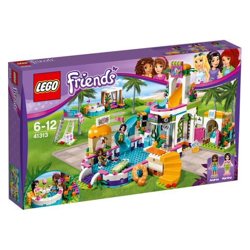 LEGO Friends - Piscina de Verano de Heartlake - 41313