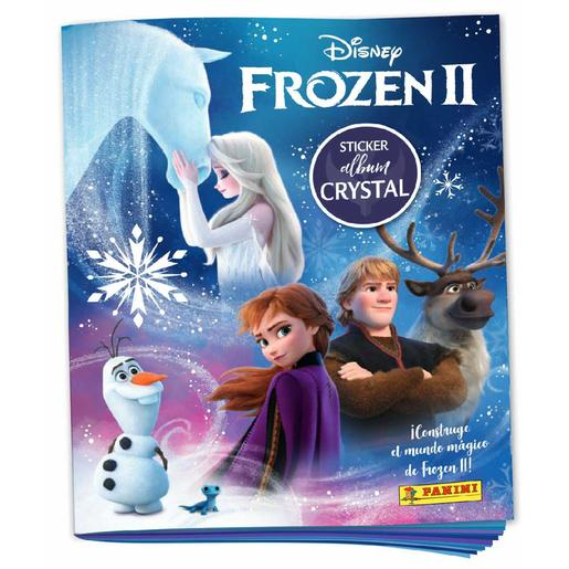 Panini - Frozen - Álbum Crystal Frozen 2