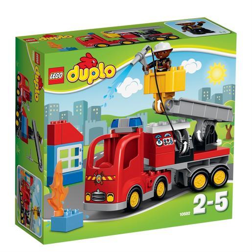 LEGO DUPLO - El Camión de Bomberos - 10592