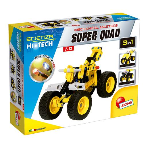 Scienza Hi Tech - Super Quad con LED