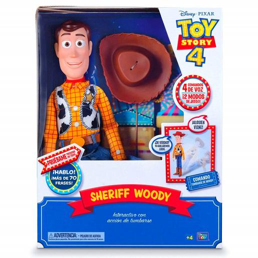 Toy Story - Woody Interactivo Toy Story 4