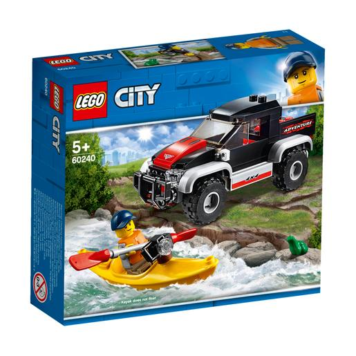 LEGO City - Aventura en Kayak - 60240