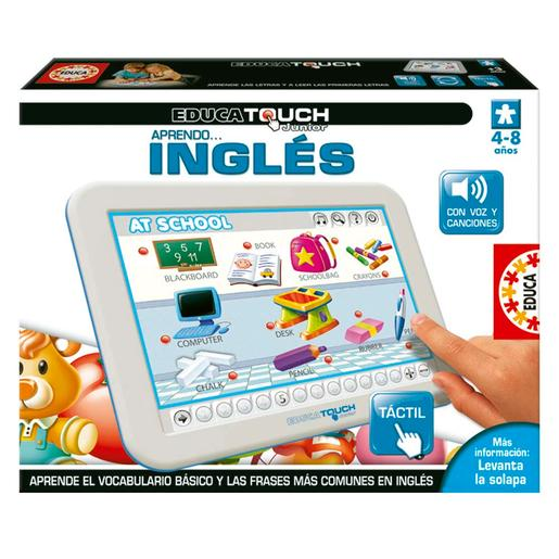 Educa Borras - Educa Touch Junior Aprendo Inglés